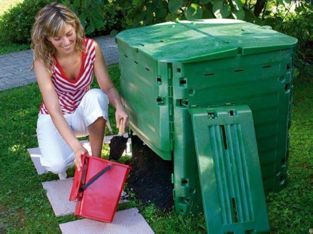 kompost r thermoking 400 600 900 l elkoplast cz. Black Bedroom Furniture Sets. Home Design Ideas