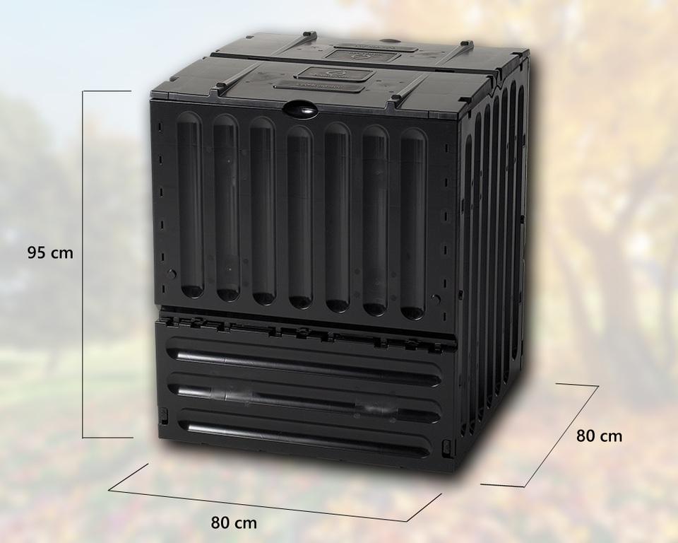 kompost r ecoking 600 l ern elkoplast cz. Black Bedroom Furniture Sets. Home Design Ideas