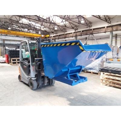 Výklopný kontejner AUTOMATIC heavy 1100 l
