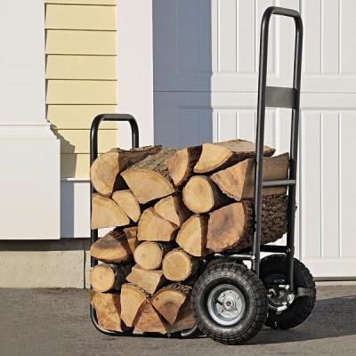 Vozík na dřevo SHELTERLOGIC
