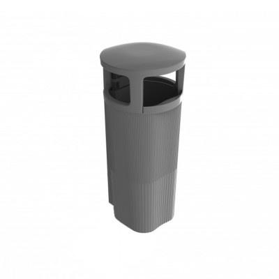 Venkovní odpadkový koš ATRIUM 50 l