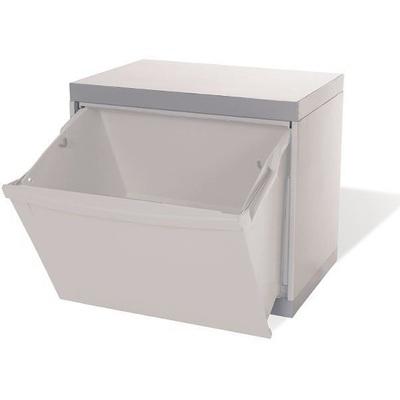 Odpadkový koš na tříděný odpad EKOMODUL 1x30 l