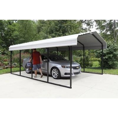 Plechová garáž / carport ARROW