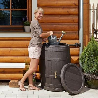 Plastová nádrž na dešťovou vodu TONNELET 260-420 l