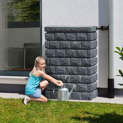 Zahradní nádrž na dešťovou vodu Rocky 300 litrů
