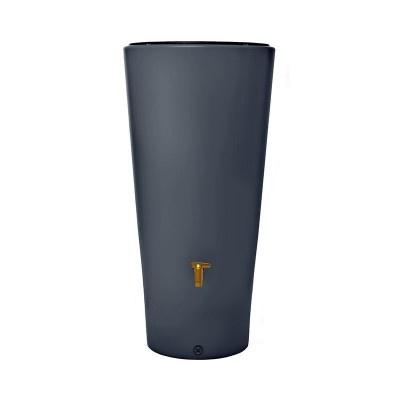 Nádrž na dešťovou vodu VASO 220 l, grafit