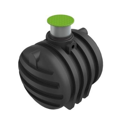 Retenční nádrž na dešťovou vodu podzemní NEPTUN 4300 l