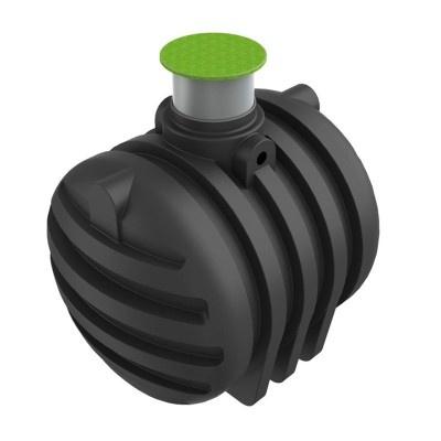 Retenční nádrž na dešťovou vodu podzemní NEPTUN 6000 l