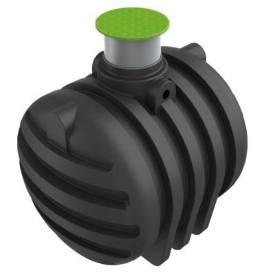 Retenční nádrž na dešťovou vodu podzemní NEPTUN 9500 l