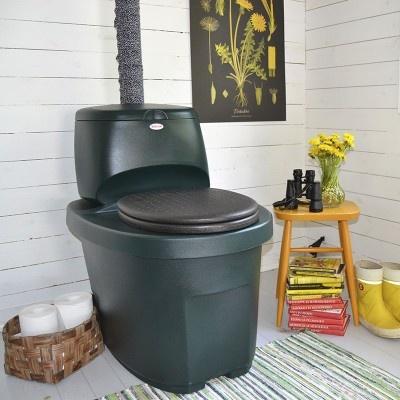 Suchá toaleta Komplet