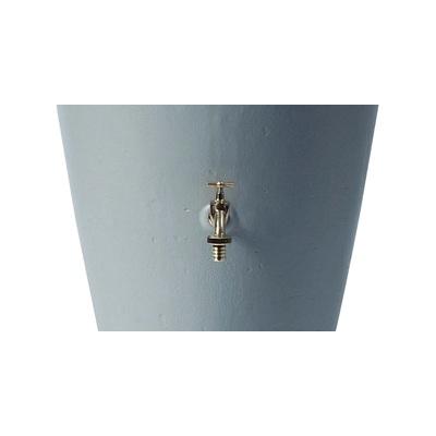Nádrž na dešťovou vodu Aare 300 l, stříbrná