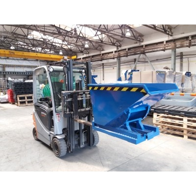Výklopný kontejner AUTOMATIC heavy 300 l