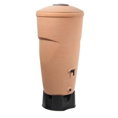 Nádrž na dešťovou vodu Wallycan 270 litrů - terakota