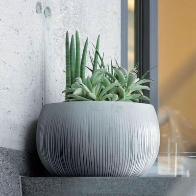 Květináč s vnitřní nádobou, průměr 47,8 cm