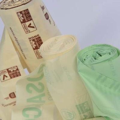 Kompostovatelné sáčky na kuchyňský odpad ECOBAG 10 l