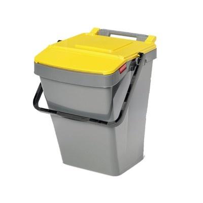 Nádoba na odpad Easy Twin 30 l, různé barvy