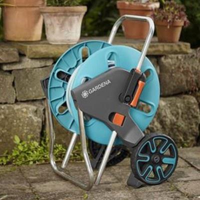 Vozík na hadici AquaRoll M - kompletní sada s hadicí 13 mm a příslušenstvím