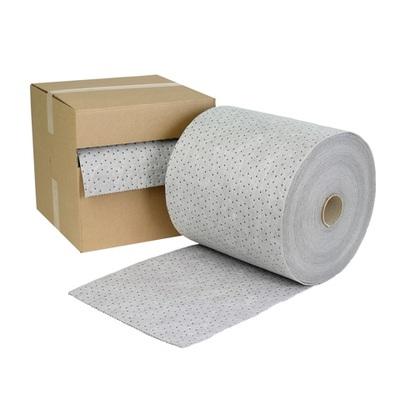 Úklidový sorpční koberec silný Premium perforovaný 40 cm x 40 m