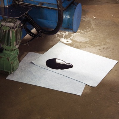 Olejová sorpční rohož lehká Standard perforovaná 50x40