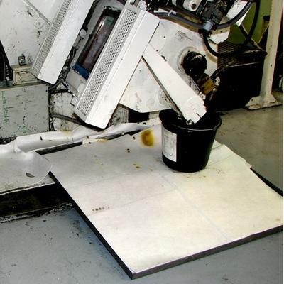 Olejová sorpční rohož lehká Standard 50x40 - malé balení
