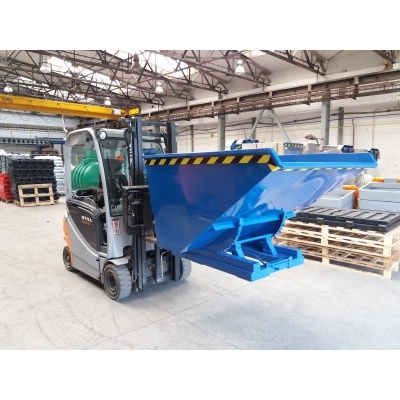 Výklopný kontejner AUTOMATIC heavy 900 l