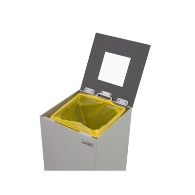 Odpadkový koš na tříděný odpad ALICANTE REC 45 l