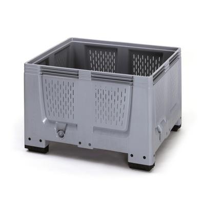 Paletový box 1200x1000x790 perforovaný (BBO 1210)