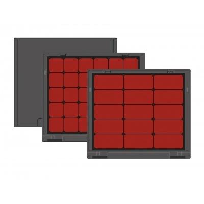 Box na nářadí Regál 40x30x34 (sortiment boxy)