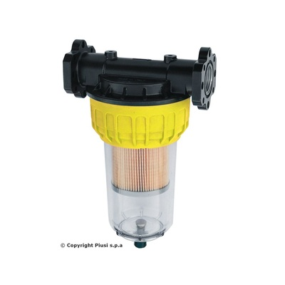 Filtr komplet na naftu CLEAR CAPTOR s odlučovačem vody