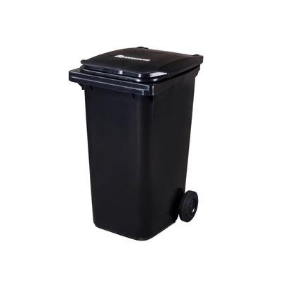 Plastová popelnice ELKOPLAST 240 l, černá C