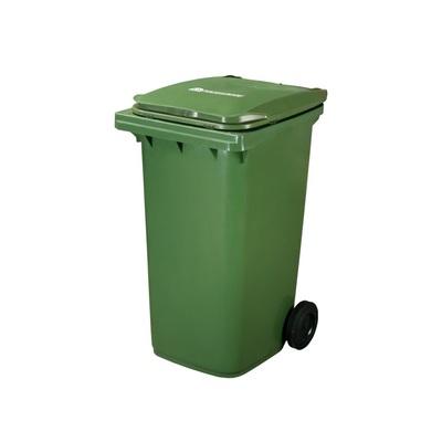 Plastová popelnice ELKOPLAST 240 l, zelená C