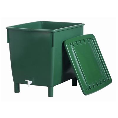 Plastová nádrž na dešťovou vodu CUBE 210-400-650 l