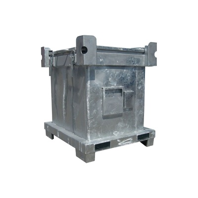 Kontejner na pevný nebezpečný odpad ASP 800