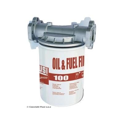 Hlava filtru na naftu WATER CAPTOR 70-100-150 l/min - 70 l/min