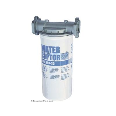 Hlava filtru na naftu WATER CAPTOR 70-100-150 l/min