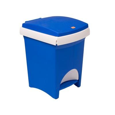 Pedálový odpadkový koš NICE 6-18 l