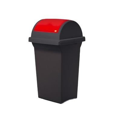 Odpadkový koš na tříděný odpad SWING 50 l