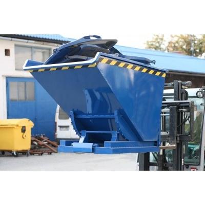 Výklopný kontejner AUTOMATIC heavy 600 l