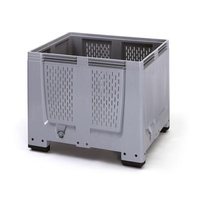 Paletový box 1200x1000x1000 perforovaný (MBO 1210)