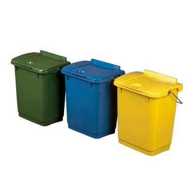 Odpadkový koš na tříděný odpad MODULOBAC 10-35 l