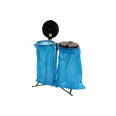 Stojan na odpadkové pytle 120 l klasický