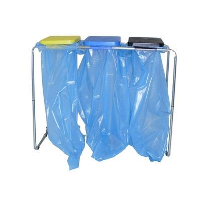 Stojan na odpadkové pytle 70-120 l trubkový