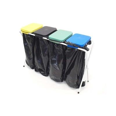 Stojan na odpadkové pytle 70 l skládací