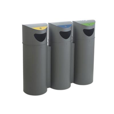 Odpadkový koš na tříděný odpad OSLO REC 75 l