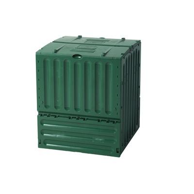 kompost r ecoking 400 600 l elkoplast cz. Black Bedroom Furniture Sets. Home Design Ideas