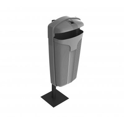 Venkovní odpadkový koš CIBELES 50 l