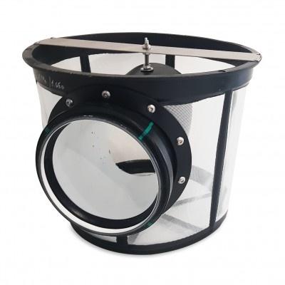 Filtrační koš pro potrubí