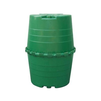 Plastová zahradní nádrž na dešťovou vodu TOPTANK 1300 l