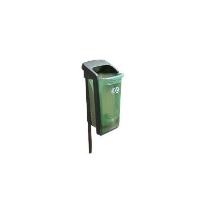 Odpadkový koš Elegant 50 l transparent