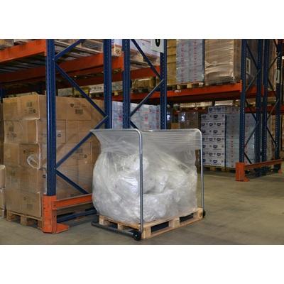 Stojan na odpadkové pytle KNAP 400-2500 l